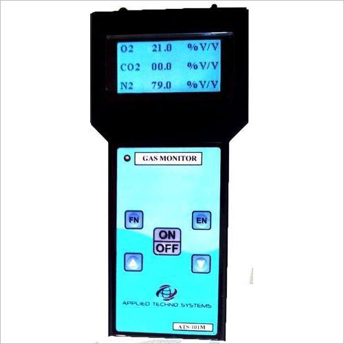 Portable Multi Gas Leak Monitor
