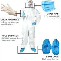 Non Laminated PPE Kit