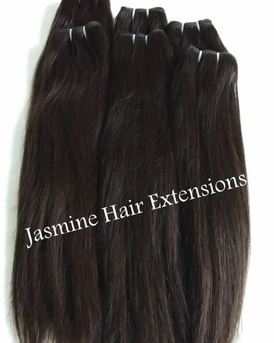 Straight Human Hair Bundles Weaves