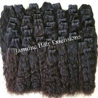 Vintage Curly Human hair