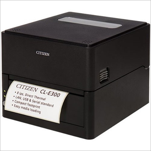 Citizen CL-E300 Barcode Printers