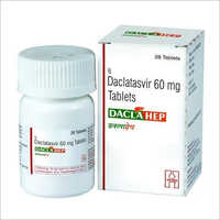 60 MG Daclatasvir Tablets