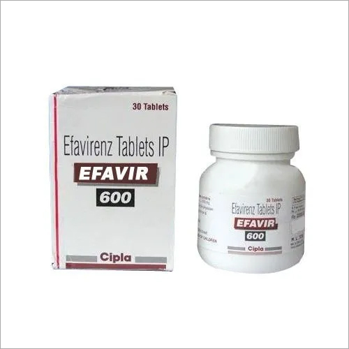 600 MG Efavirenz Tablets IP