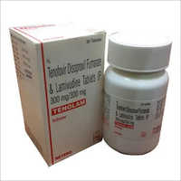Tenofovir Disoproxil Fumarate And Lamivudine Tablets IP