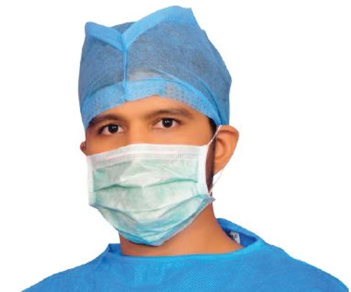 3 Ply Medical Face Mask ( Level 1,2,3 ASTM & Type I,II,IIR of EN14683 )