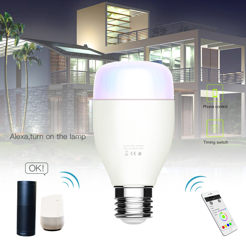 LE7 E27 Smart Bulb WiFi LED Light