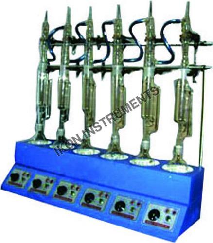 Vacuum Rotary Evaporator Distillations & Digestion