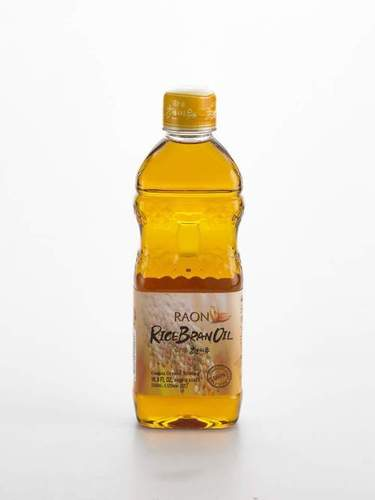 RAON RICE BRAN COOKING OIL 500ML