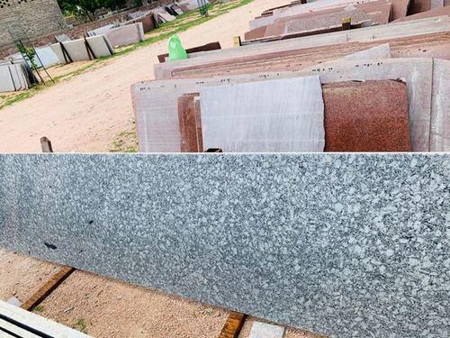 Pwhite granite