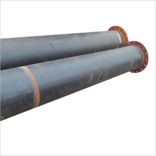 Flanged End Ductile Iron Pipe