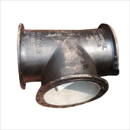 Industrial Ductile Iron Fitting