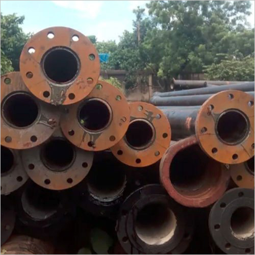 Cast Iron Double Flanged Pipe