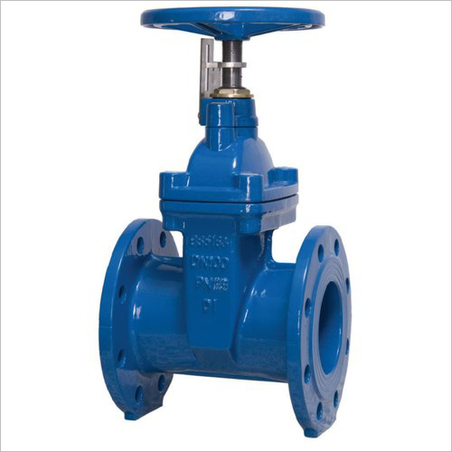 Cast Iron DF Sluice Valve