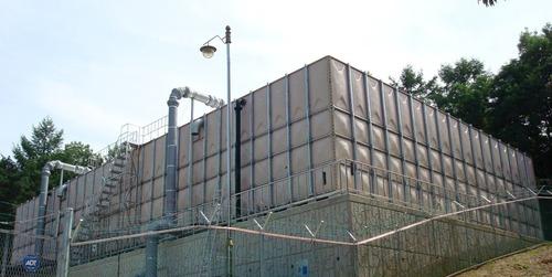 Korea Water Tank - HITANK(GRP WATER TANK)
