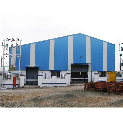 Factory Shed Analysis Design Fabrication Services