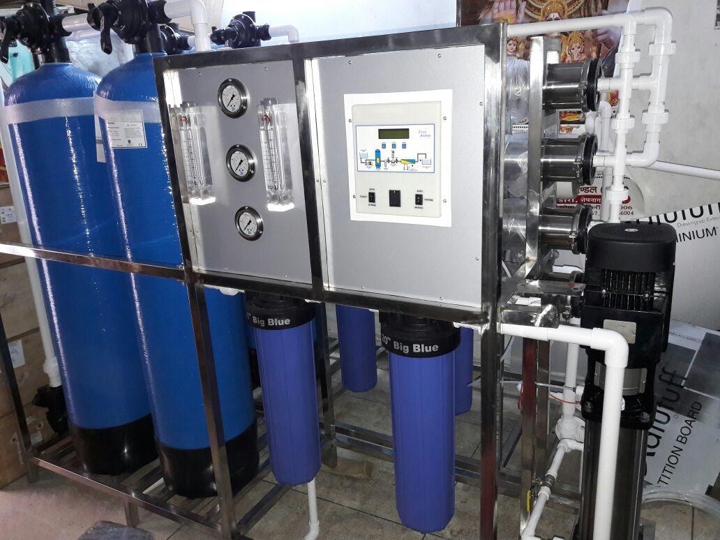 Alkaio Industrial RO Water Plant