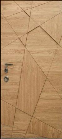 Veneer Groove Door