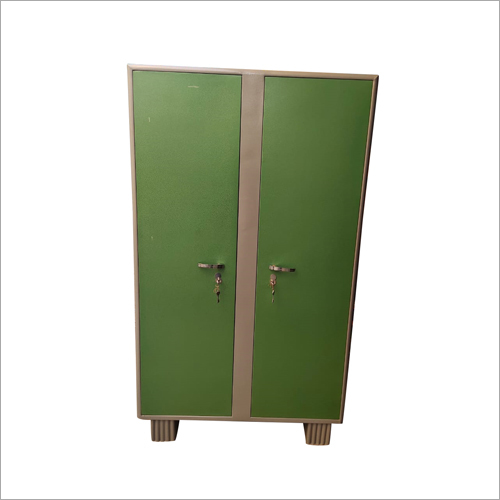 Stainless Steel Double Door Cupboard