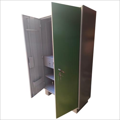 Stainless Steel Double Door Cupboard