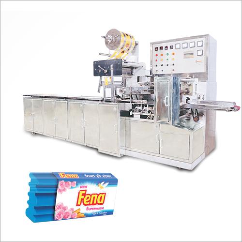 Horizontal Flow Wrape Packaging Machine