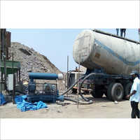 Bulker Cement Unloading Systems