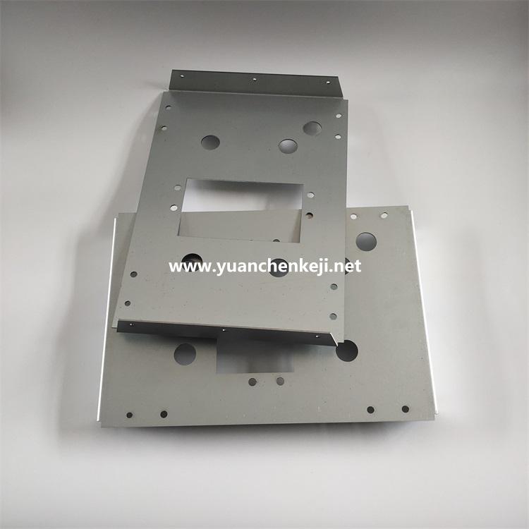 Galvanized Sheet Metal Bending Parts for Medical Instrument