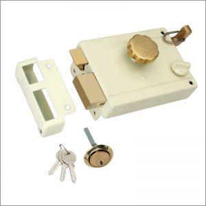 Electronic Rim Lock
