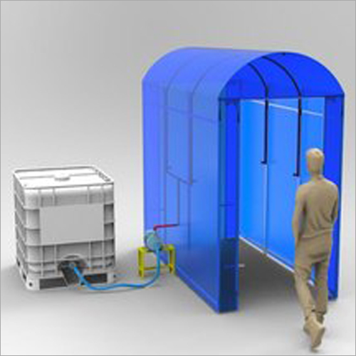 Sanitization Disinfectant Tunnel Chamber