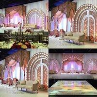 Trendy Wedding Stage