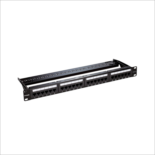 CAT6 24 Port Jackpanel