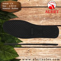 Casual Shoe Sole Rubber