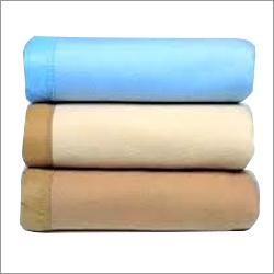 Navy Woolen Blanket