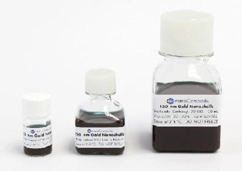 Bioready Gold Nanoshells Carboxyl