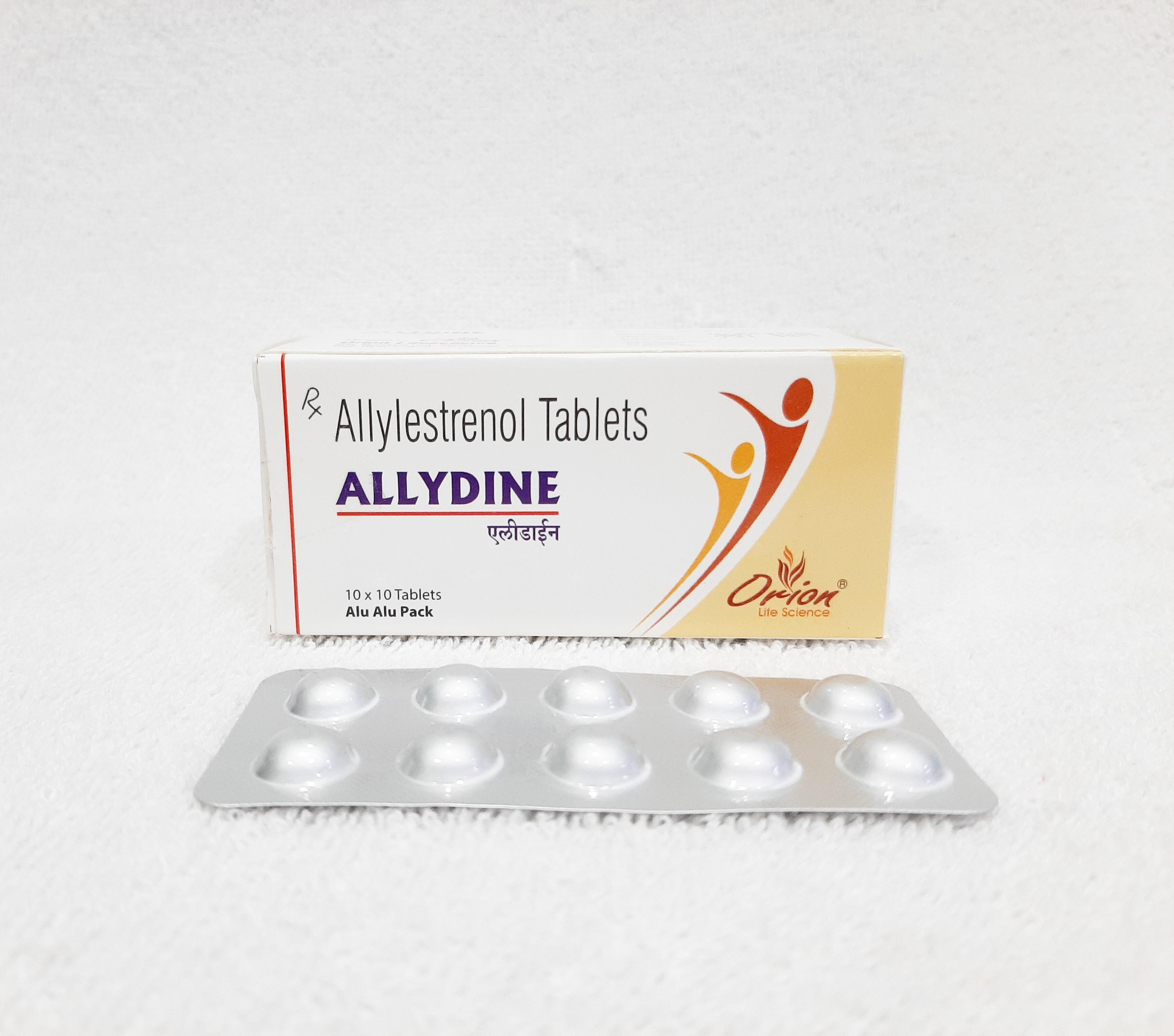 Allylestrenol tablet