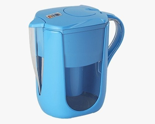 Amrutum Alkaline Water Purifier Pitcher Monsoon Jug  BPA-Free Food Grade Plastic , Korean Mineral Filter