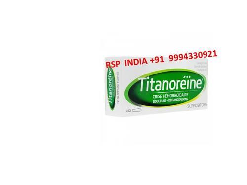Titanoreine Suppository