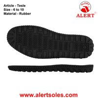 Casual Rubber Shoe Sole For Men