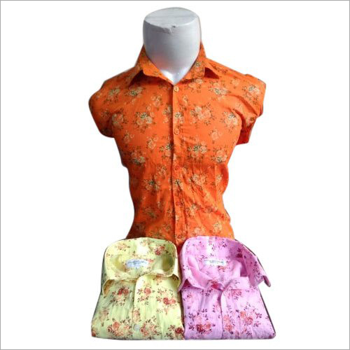 Mens Floral Printed Shirts