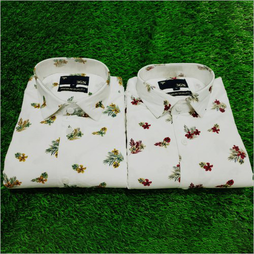 Mens Premium Printed Shirts