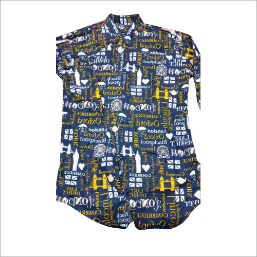 Mens Fancy Printed Shirts