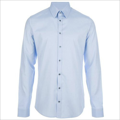 Mens Cotton Formal White Shirts