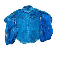 Mens Denim Casual Shirts