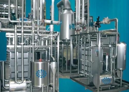 Milk Pasteurization Unit