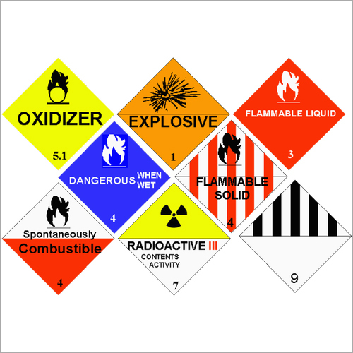 FCL Hazardous Shipments Services