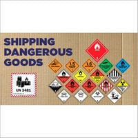 Dangerous Goods Transportation Services