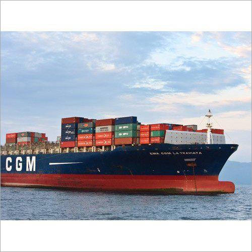 International Sea Freight Services