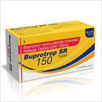 Bupropion Hydrochloride Extended Release Tablet USP