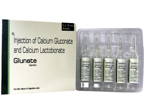 Calcium Gluconate Lactobionate Injection