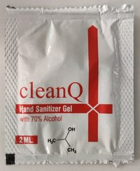 Hand Sanitizer Pouch Pack