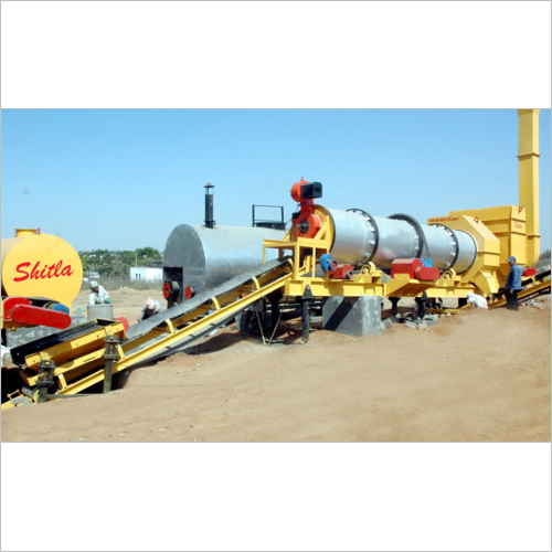 Automatic Asphalt Drum Mix Plants